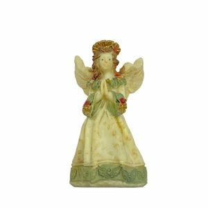Sweet Resin Angel Statue 3 inches Tall Jim Shore?
